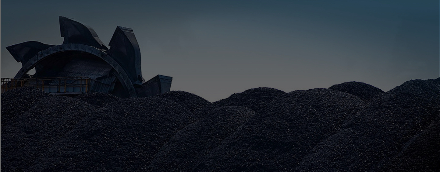 Predira header image of coal